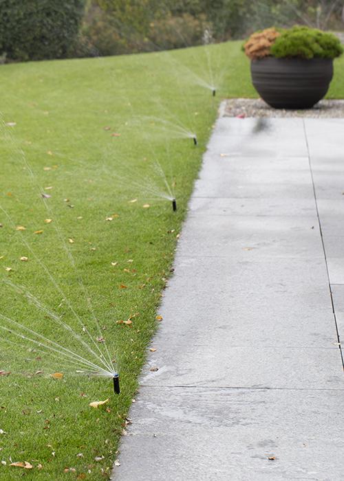 Gartenbewässerung Markus Staub Menzingen